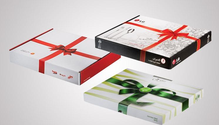 مشتریان ویژه | ناب استیل | بسته بندی اختصاصی